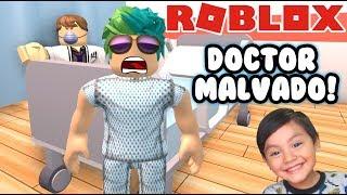 Hospital Malvado en Roblox | Escape the Zombie Hospital Roblox | Juegos Roblox Escapes