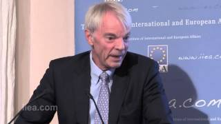 Professor Michael Spence - The Next Convergence: the future of Economic Growth - 15 October 2013