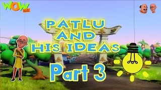 Patlu and his Ideas - Compilation Part 3 - 50 Minutes of Fun!
