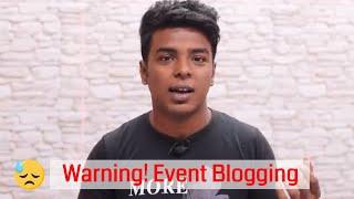 Event Blogging ka Future