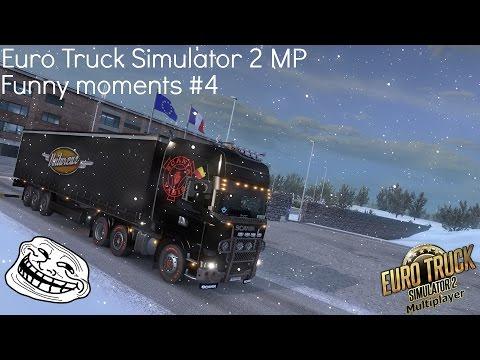 Euro Truck Simulator 2 Random Maps 2 Slovakia Map Youtube