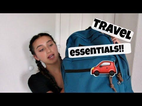 MY TRAVEL ESSENTIALS - LAKE TAHOE   JayOlivia