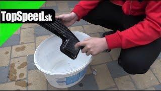 Ako čistiť filter vzduchu a škrtiacu klapku? AUTOvKELLY
