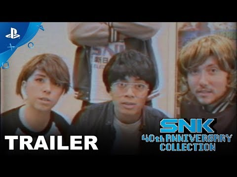 SNK - 40th Anniversary Collection | PS4