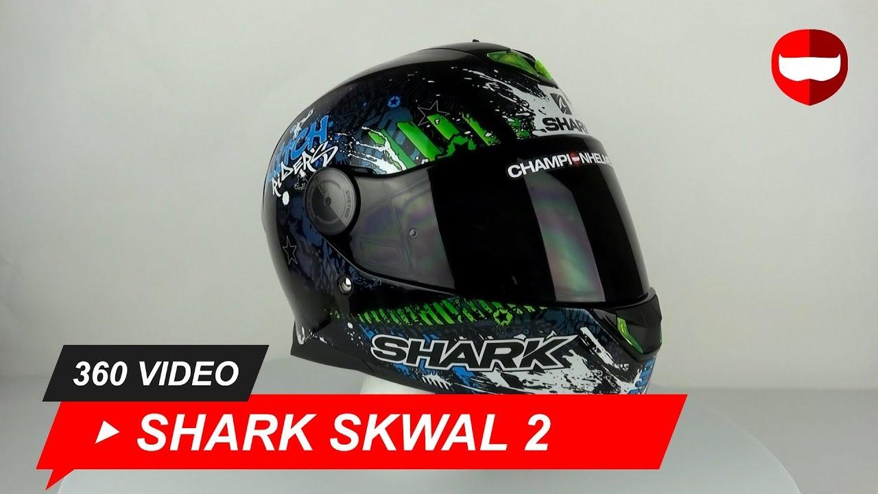 ec28e5e4 Shark Skwal 2 Switch Rider 2 Unboxing - ChampionHelmets.com. Champion  Helmets
