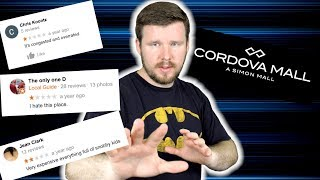 Defending My Local Mall from SCATHING Reviews || Cordova Mall Pensacola