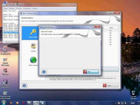 nero multimedia suite 10 patent activation serial