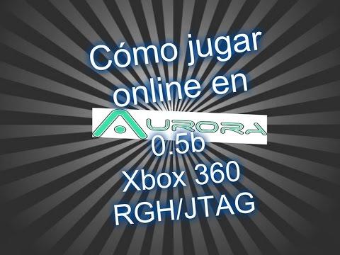 Cómo jugar online en Aurora 0.5b Xbox 360 RGH/JTAG