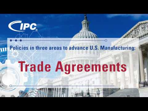 Advancing U.S. Manufacturing: A Focus on Trade