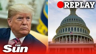 Donald Trump Impeachment - Day six of trial against US President in Senate  | LIVE
