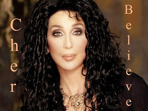 Cher, Believe, (The Very Best of Cher) CD