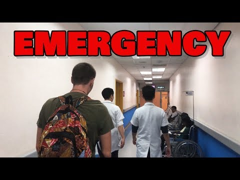 I WENT TO HOSPITAL! UNIVERSITY MALAYA HOSPITAL | KUALA LUMPU