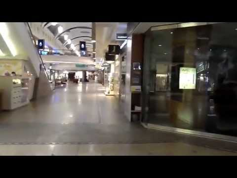 FULL WALK AROUND BLUEWATER SHOPPING CENTER MALL LOWER LEVEL