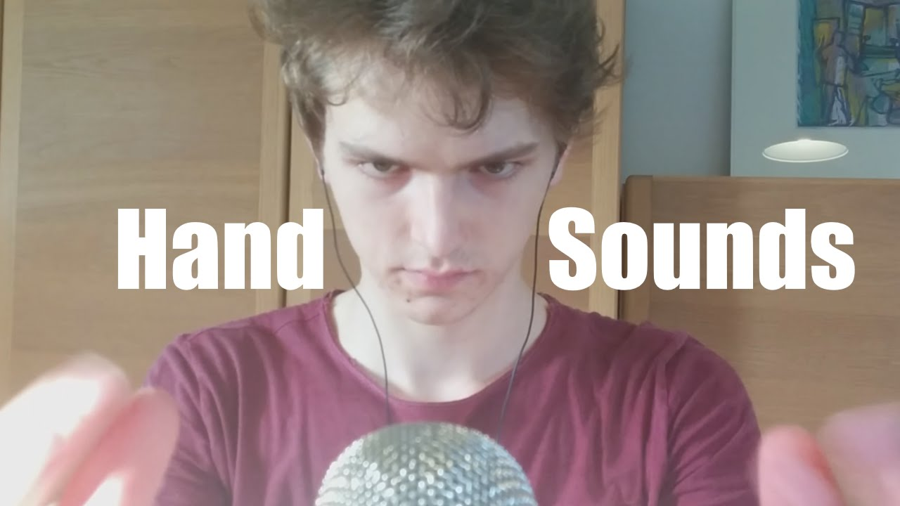 Asmr Hand Sounds Hand Movements Hand Tapping All About Those Hands