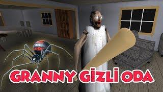 Granny Gizli Oda / Granny Roblox / Pratik Oyun
