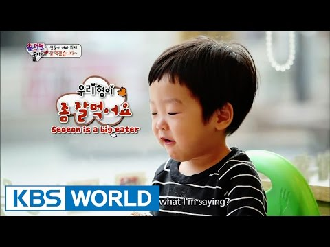 The Return of Superman | 슈퍼맨이 돌아왔다 - Ep.68 (2015.03.29)