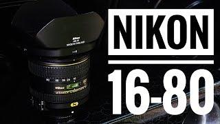 Nikon AF-S DX NIKKOR 16-80mm f:2.8-4E Review