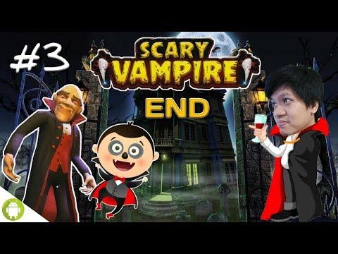 ACI GAMESPOT JADI VAMPIRE!! Scary Vampire 3D Part 3 END [SUB INDO] ~Jadi Rumahnya Gimana?!!