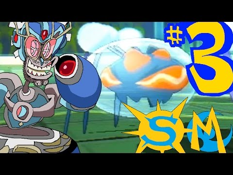 Pokemon SM Battle #3 Vs. Kash - Magearna Is Bae
