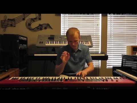 Jim Brickman - Angel Eyes (Kevin Bluemel)