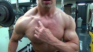 大胸筋上部の種目「インクラインベンチプレス」トレーニング動画【解説付き】 thumbnail