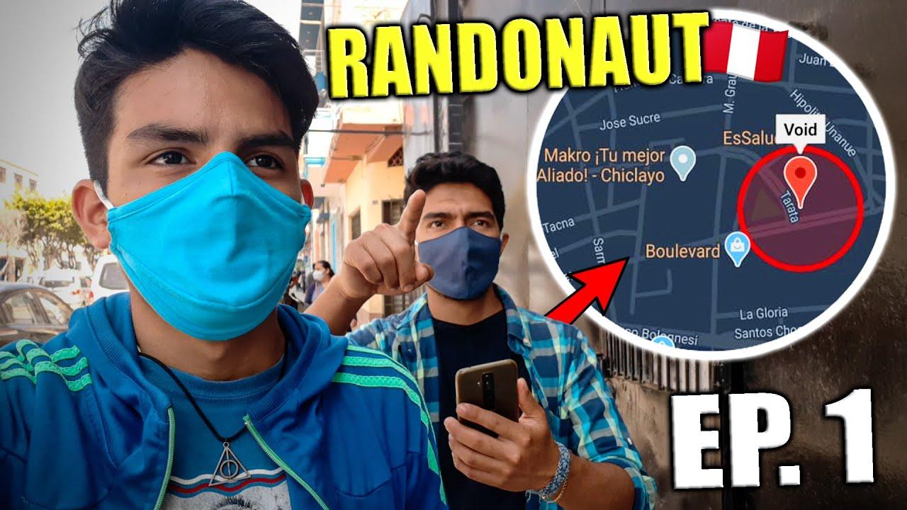 Download Pruebo RANDONAUTICA por PRIMERA VEZ 🦉 [3 Lugares MISTERIOSOS] ❌ EP. 1