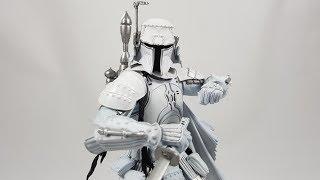 Bandai Star Wars Movie Realization Samurai Ronin Boba Fett Prototype