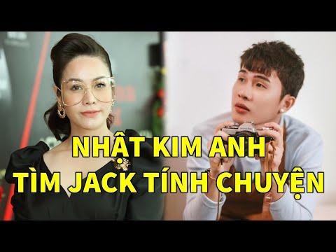 Nhật Kim Anh Bất Ngờ Tìm Jack Để Tính Chuyện, giữa lúc ồn ào với K-ICM
