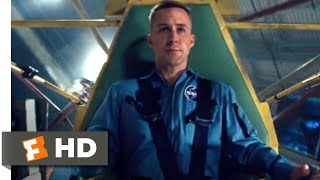 First Man (2018) - Astronaut Training Scene (2/10) | Movieclips
