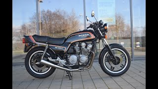 FOR SALE £3,500 (NOW SOLD) Honda CB750FA Super Sport with just 17,200 miles