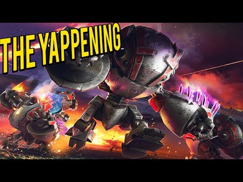THE YAPPENING - HALO WARS 2 UPDATE! ALL HAIL YAP YAP