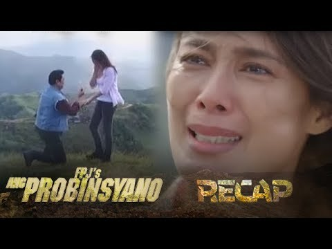 FPJ's Ang Probinsyano Recap: Romulo proposes to Diana