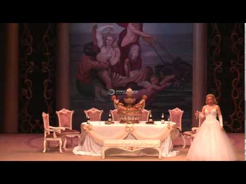 "G.Verdi ' La Traviata "" Violetta  Soprano Maria Tsonina Cambridge Opera House UK 2012"