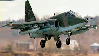 Штурмовик Су-25 потерпел крушение в Ставропольском крае.