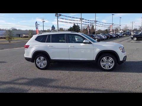 2019 Volkswagen Atlas Baltimore, Catonsville, Laurel, Silver Spring, Glen Burnie MD V90274