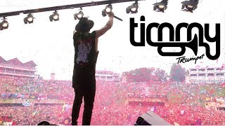 TIMMY TRUMPET - Drops Only - Tomorrowland 2017
