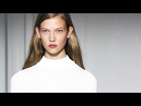 Karlie Kloss / Calvin Klein Spring/Summer 2008 Fashion Show