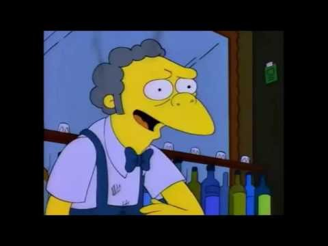 "The Simpsons - ""It's Raining Men?!"""