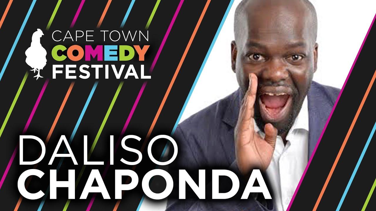 Cape Town Comedy Festival - Daliso Chaponda