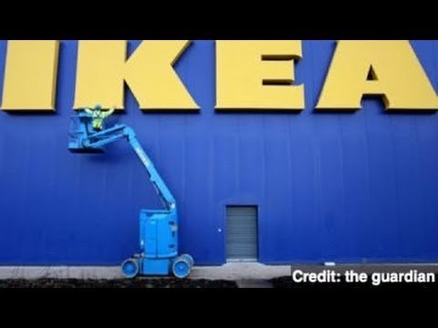 Ikea Accused of Using Prisoners to Manufacture Furniture
