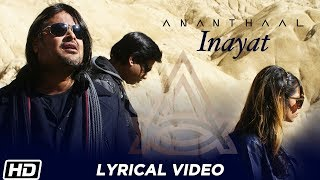 Inayat Lyrical Clinton Cerejo Ananthaal Latest Pop Songs 2019 Times Music