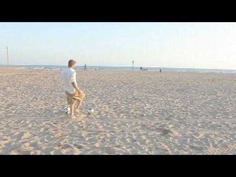 David Beckham Soccer Video Goes Viral