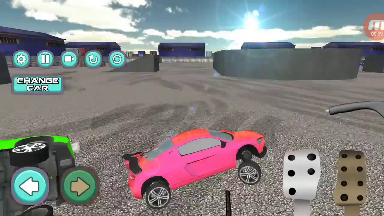Crash Car Engine - Beam Crash Simulator NG - by Game For House ...