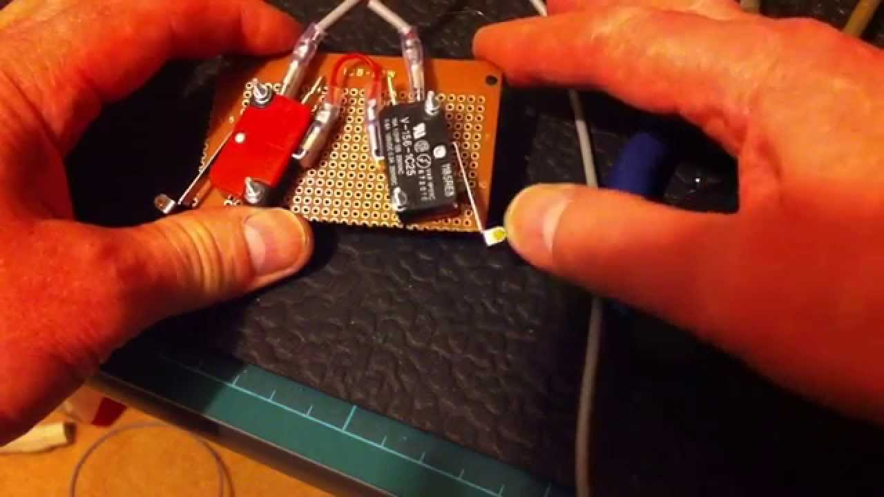 cnc limit switch wiring diagram arduino [ 1280 x 720 Pixel ]
