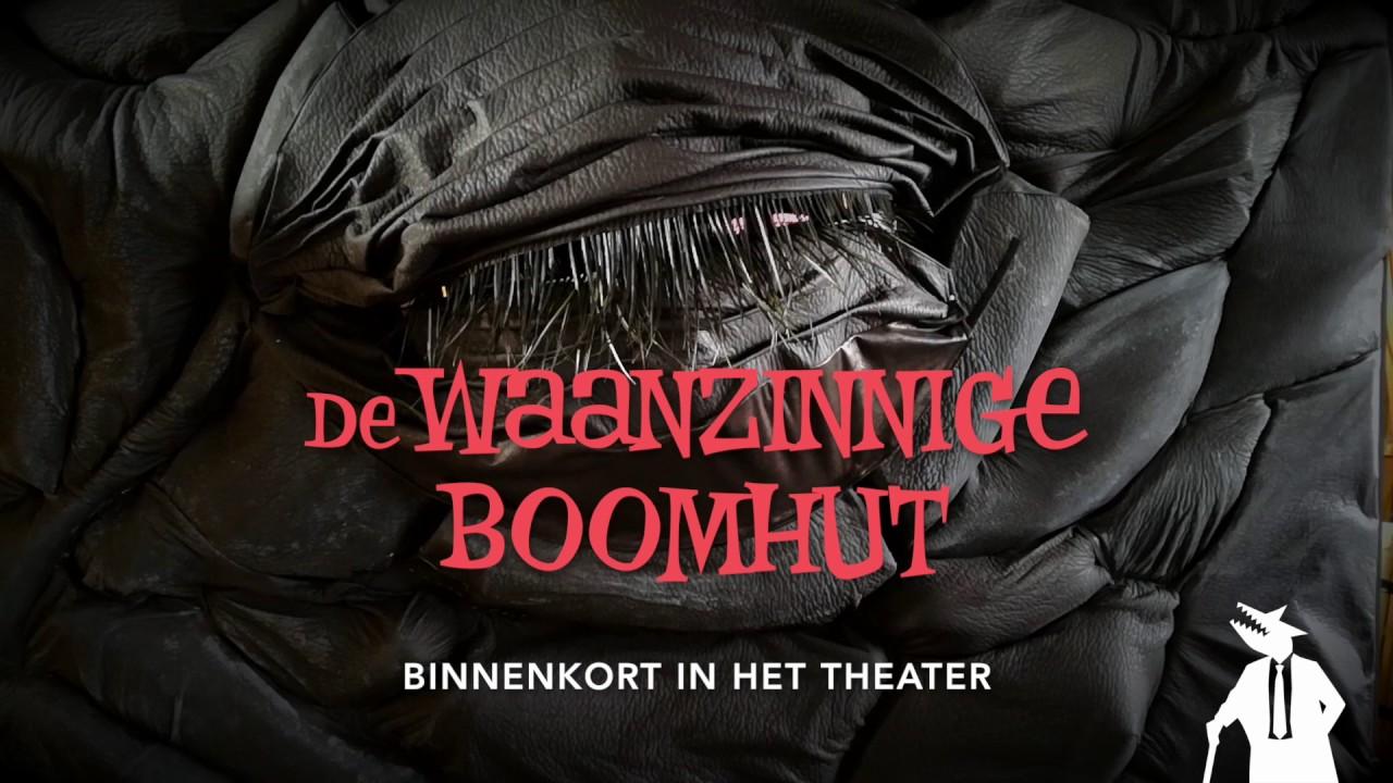 De Magische Boomhut : Teaser de waanzinnige boomhut de theatervoorstelling youtube