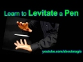 Learn the Pen Levitation: Easy Magic Trick