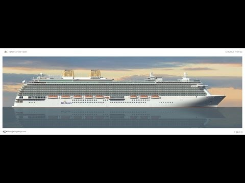 BRITANNIA P&O Cruises Virtual Tour