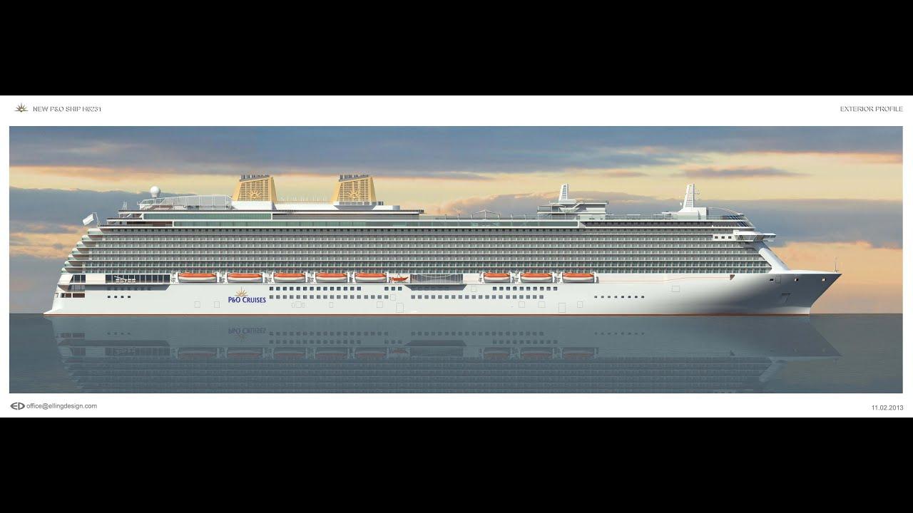 BRITANNIA PO Cruises Virtual Tour YouTube - Britannia cruise ship