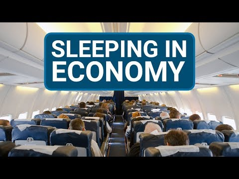8 Tips on How to Fall Asleep on a Plane In Economy Class