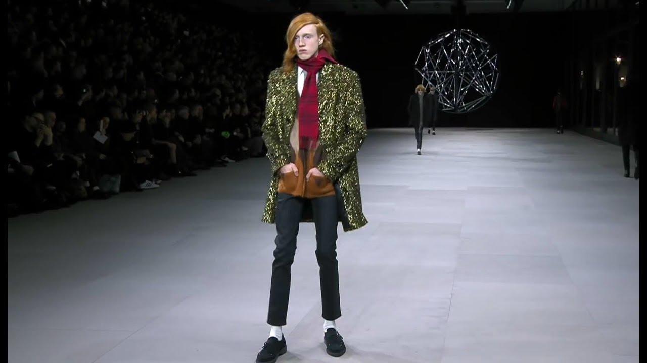 Mens Winter Fashion 2020.Celine Men S Autumn Winter 2019 2020 Fashion Show